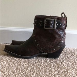 Ariat Defiance Studded Harness Boot